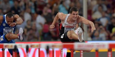 Jonathan Cabral at 2016 Rio Olympics