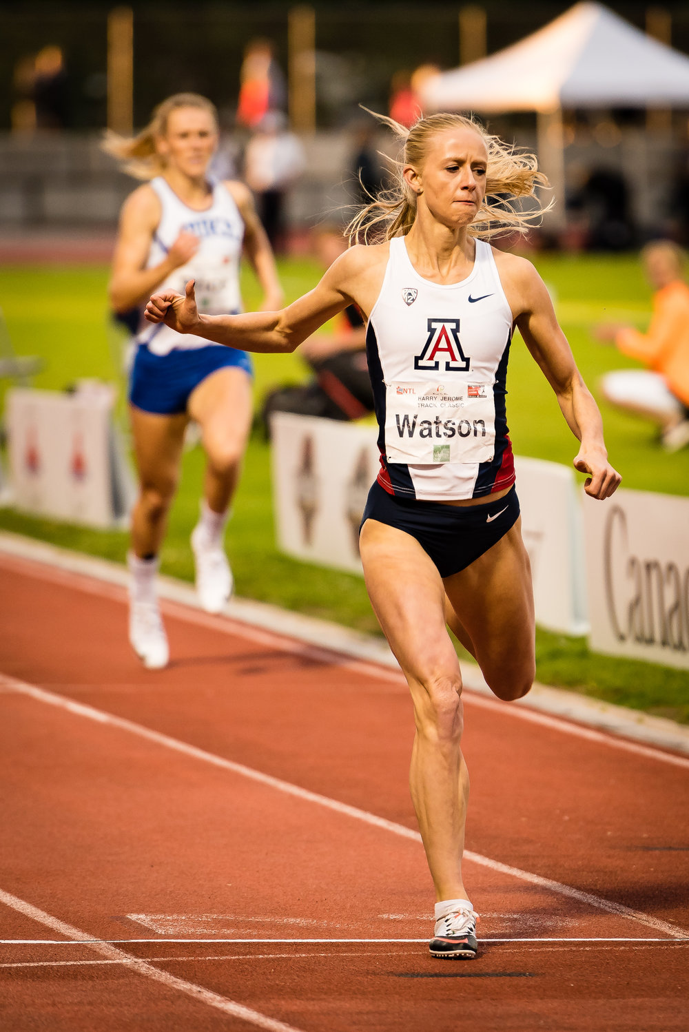Sage Watson ranked 11th in World by All-Athletics.com        photo by Brian Cliff