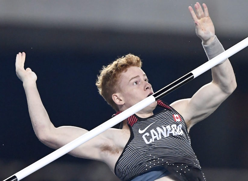 Shawn Barber      photo: McLeans