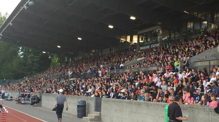 Swangard Stadium,2016 Vancouver Sun Harry Jerome Track Classic