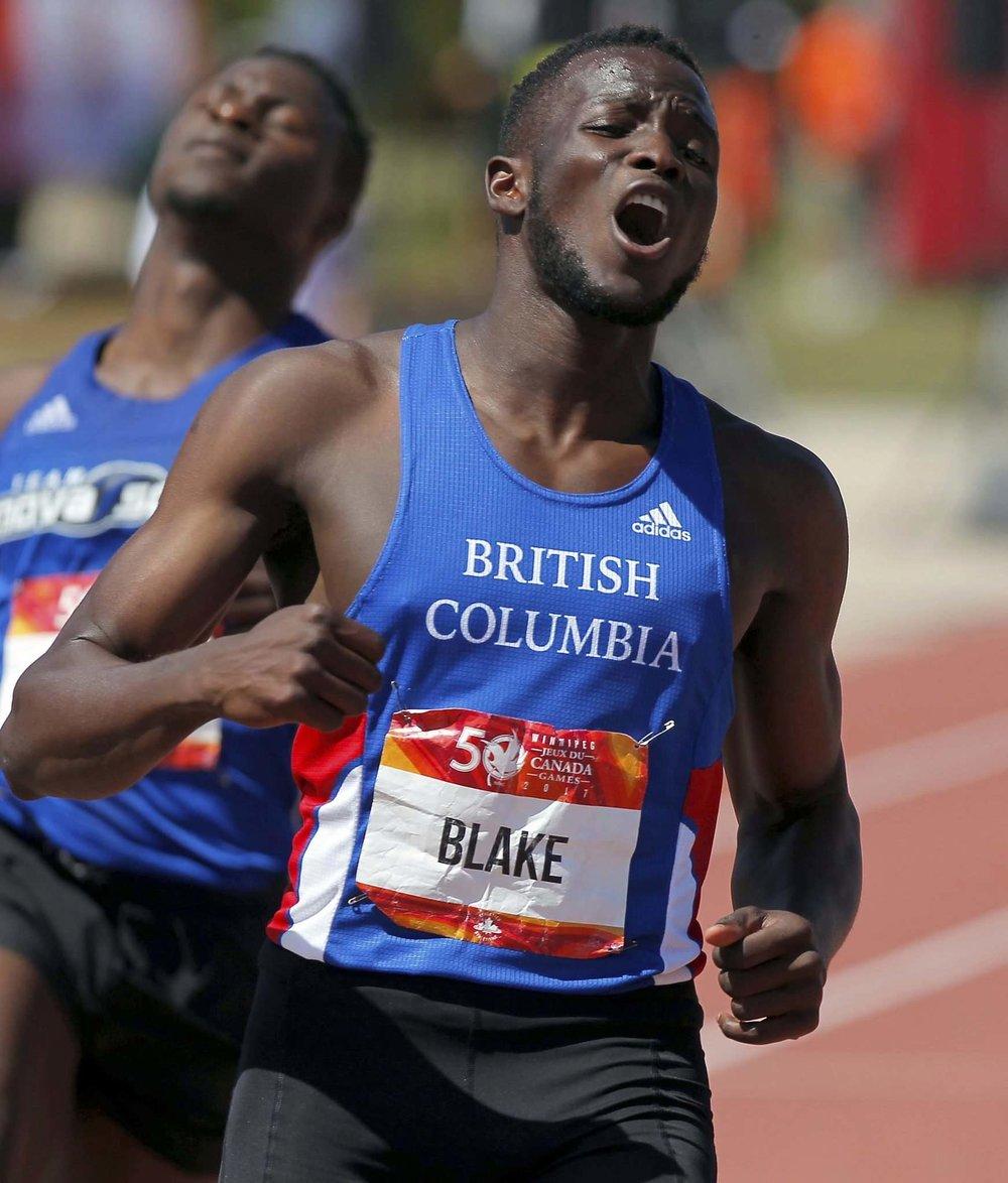 Jerome Blake