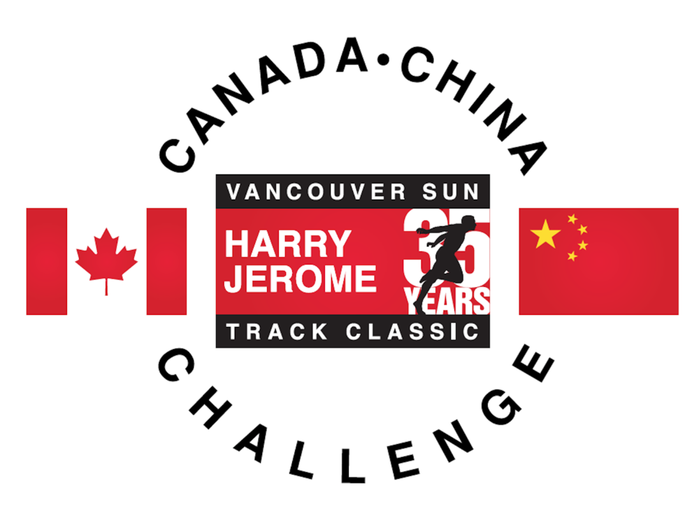 China vs Canada Team Sprint Challenge  Men's and Women's Teams: combined scoring for  Pacific World Cup  Prize Money:  1st team $30,000 CAD    2nd team $10,000 CAD  Men  100m, 400m -4 entries per team  Scored 1st(8) 2nd(7) 3rd(6) 4th(5) 5th(4) 6th(3) 7th(2) 8th(1)  4x100m and 4x400m -1 entry per team  Scored 1st(16) 2nd(8)   Women  100m, 400m -4 entries per team  Scored 1st(8) 2nd(7) 3rd(6) 4th(5) 5th(4) 6th(3) 7th(2) 8th(1)  4x100m and 4x400m -1 entry per team  Scored 1st(16) 2nd(8)  Winner:  Country with highest points, men's and women's combined