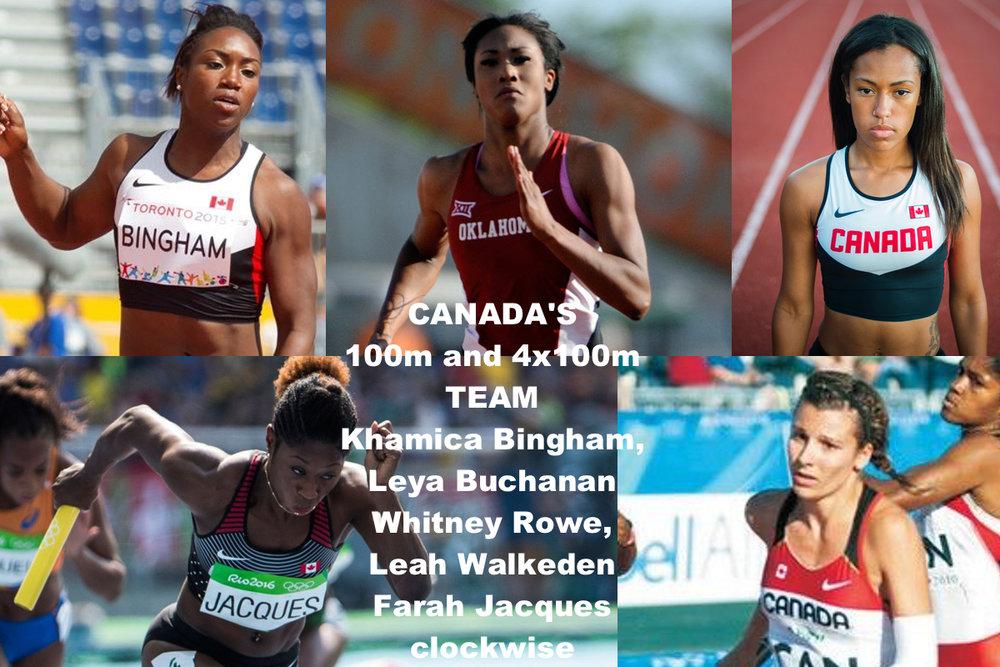 Canada's 4x100m team women .jpg