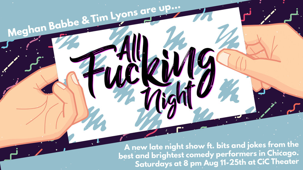 All Fucking Night - With Meghan Babbe and Tim Lyons