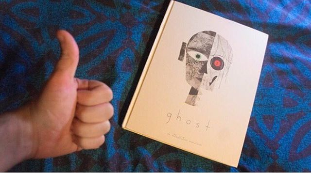 Looking for a unique holiday present? Check out our Ghost book- full of 13 original spooky stories and beautiful illustrations, it's sure to be an unforgettable gift! Link in profile.  #theillustratus #GHOST #scarystory #horror #writers #fiction #illustratedbook #illustration #kidlit #kidlitart #design #book #fiction #scarystories #art #artist #illustrator #artcollaboration #smallbusiness  #sketch #read #books #readmore #preorder #bookstagram #booklover #christmascountdown #christmas #🎁
