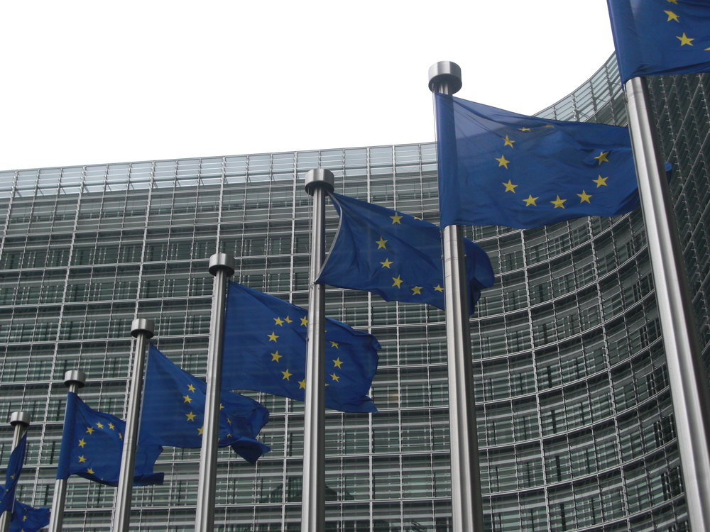 photo credit: Sébastien Bertrand /commons.wikimedia.org/wiki/File:European_Commission_flags.jpg