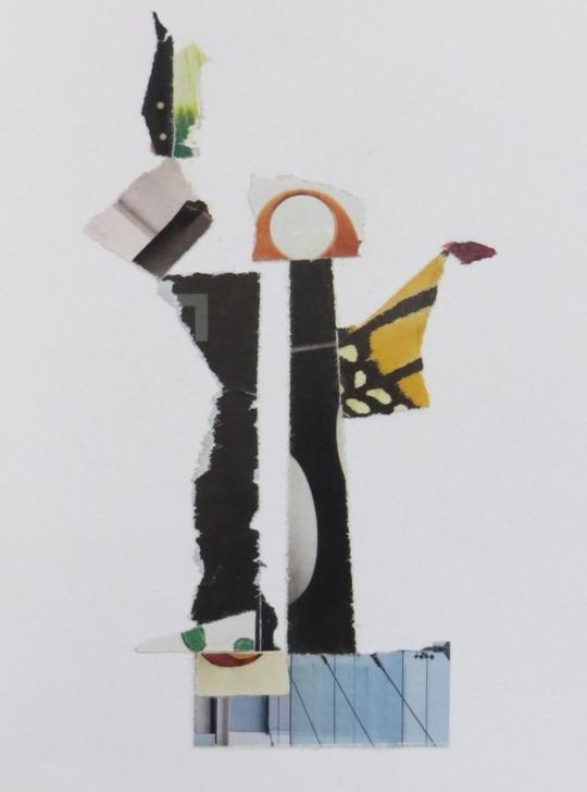 Anne Parker, Collage
