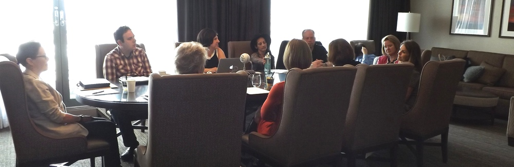 Our Roundtable in Denver on May 15, 2015 was a great success! All three agents on our panel were impressed with the up-and-coming authors. And the authors made valuable connections and learned what they needed to know to take the next steps.