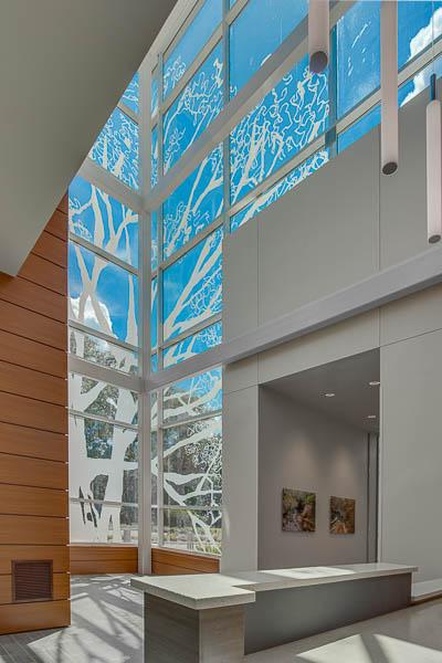 lobby, west feliciana hospital, st. francisville, LA