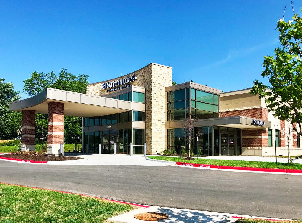 Saint Luke's Community Hospital
