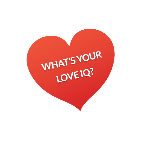 Every Thursday night, join cast member John Keating and a local Chicago celebrity half an hour before the show to find out your Love IQ! Free with ticket!