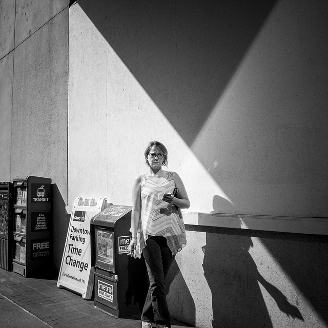 Woman, Calgary, 2016