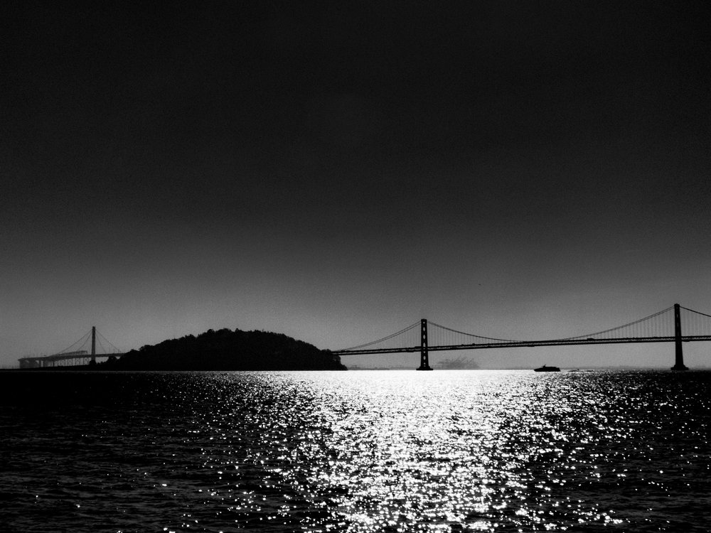 San Franscisco - Oakland Bay Bridge, 2015