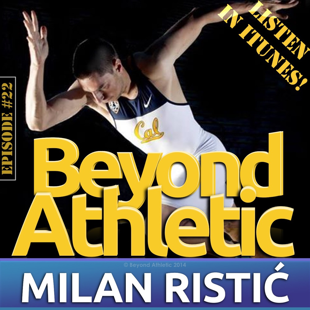 Milan Ristić (Serbia) Track & Field Hurdler | Beyond Athletic Podcast