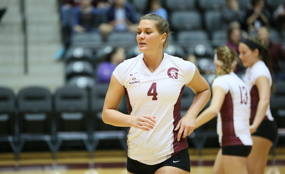 Edina SELIMOVIC | Bosnian Volleyball Student-Athlete