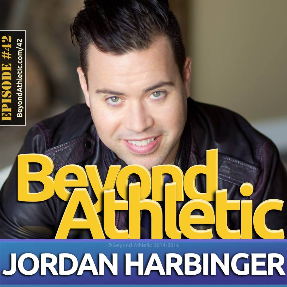 Jordan Harbinger on Beyond Athletic Podcast
