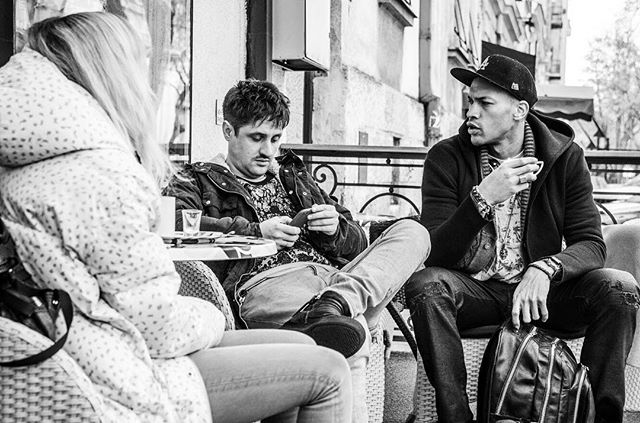 """DJ, PUT A RECORD ON..... I wanna dance with my bebé 😎😜"" - @madonna  Kick some ass tonight my man!  #sanjaradovanovic📸 ——— #Repost @preventer.bg with @get_repost ・・・ Drugari 🖤  Retrospektakl - Marko Nastic & friends! Subota, 19. maj 2018 •• Hangar Luka Beograd!  Žorža Klemansoa 37/39* #markonastic #nstc #retrospektakl #ewox #dusankacarevic #petko #gramofondzije #radebanyan #akioki #rahmanee #dejanmilicevic #djshow"