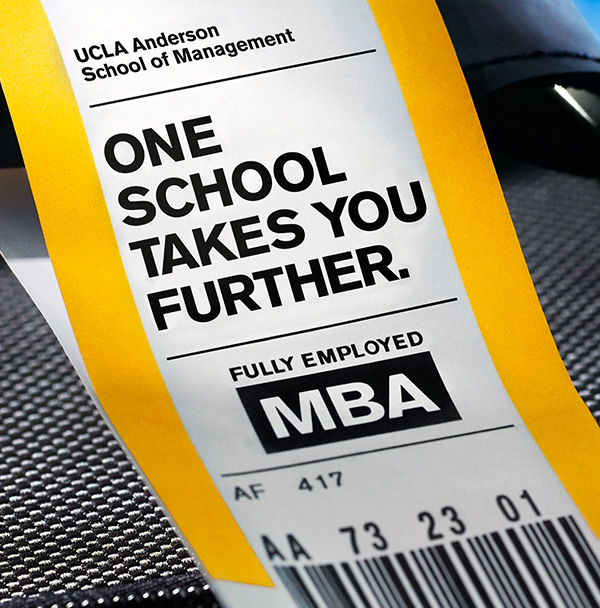 UCLA ANDERSON SCHOOL OF MANAGEMENT - CASE STUDY