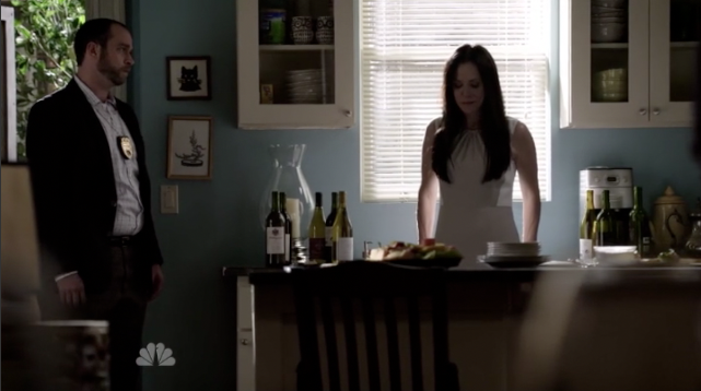 The Blacklist  - NBC with Mary-Louise Parker