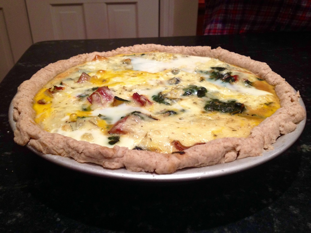Quiche by Molly