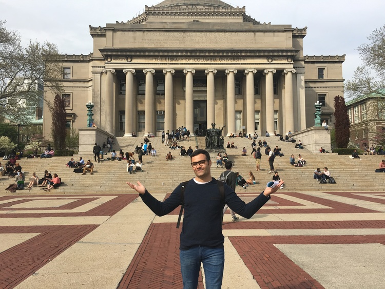 Columbia University – LogicPrep College Tour