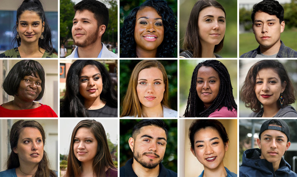 'I Won't Give Up': How First-Generation Students See College