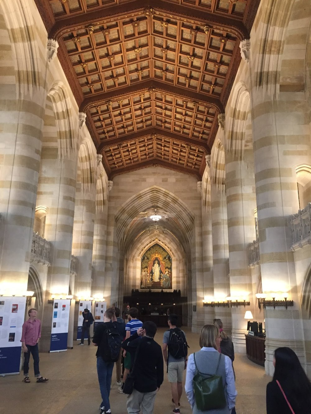 Cathedral Library
