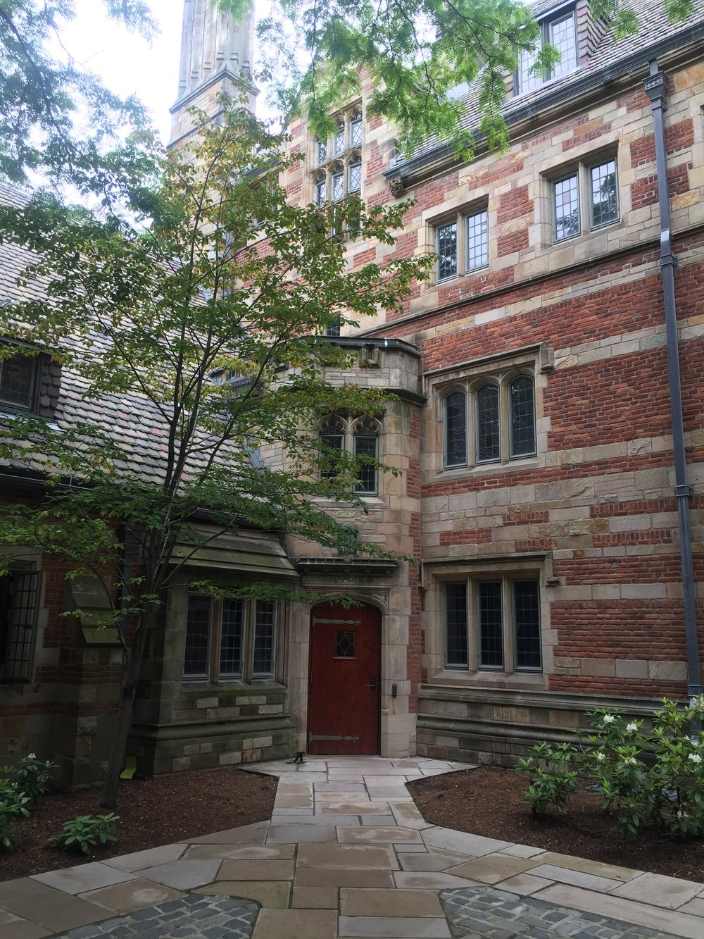 Residential College at Yale
