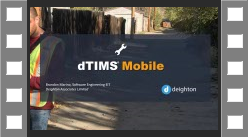 Video recording - Click here to request a link to the dTIMS Mobile Web Event (22:27)