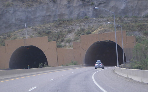 Tunnels - Colorado DOT maintains a number of simple unmanned tunnels as well as a number of highly complex manned tunnels. Deighton included them an ancillary assets in dTIMS.