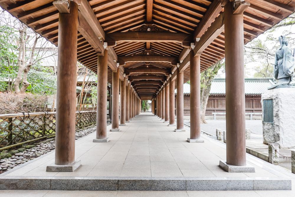 Mishima Taisha Shrine
