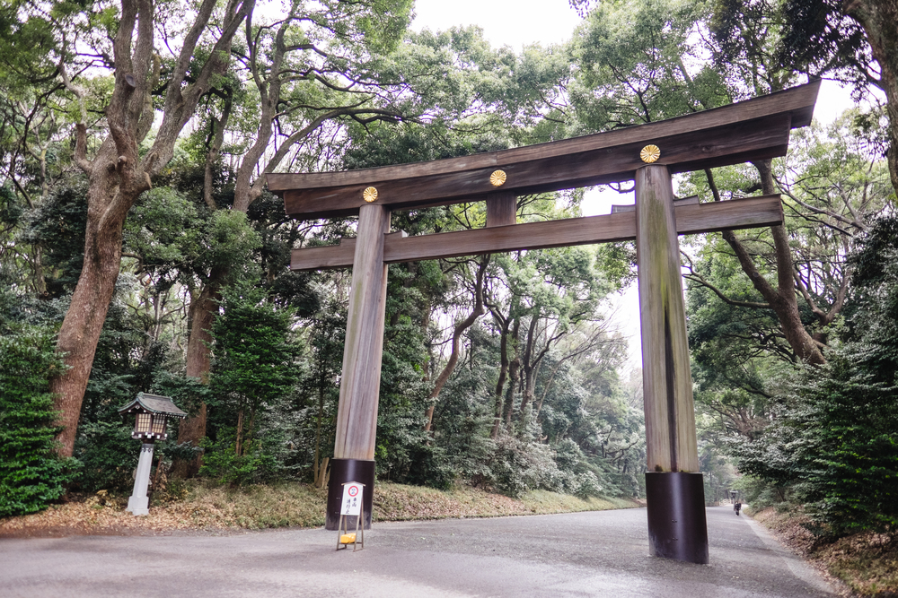 Meiji Shrine