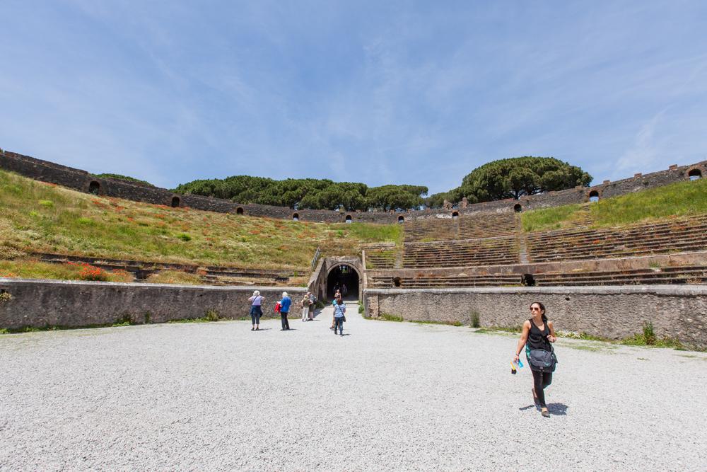 Massive Amphitheater