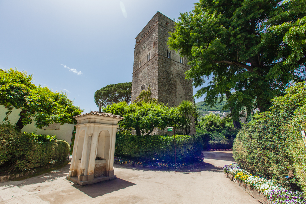 Bell Tower of Villa Rufolo