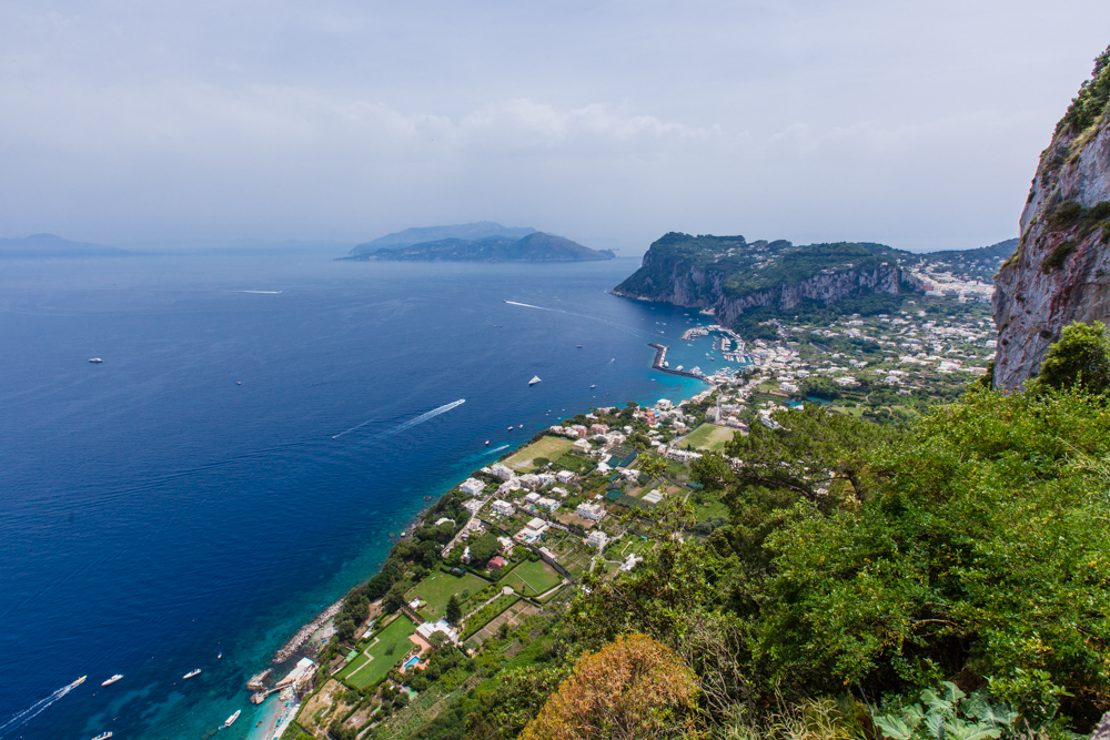 capri anacapri italy amalfi coast