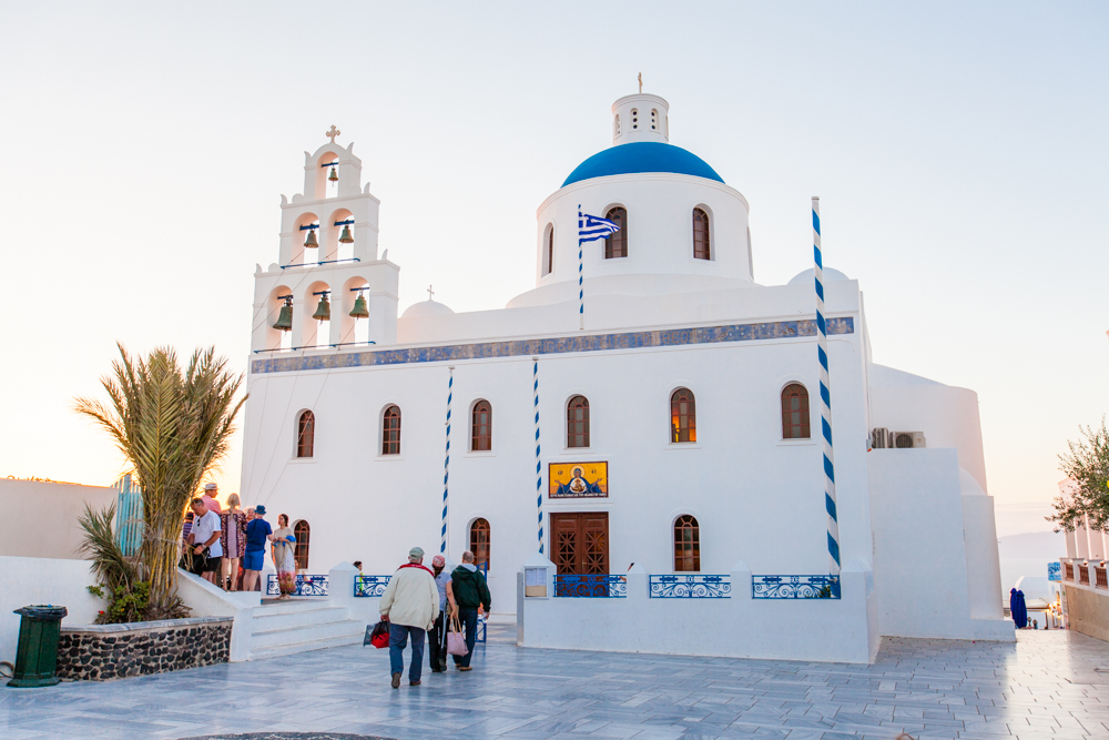 Church of Panagia Platsani