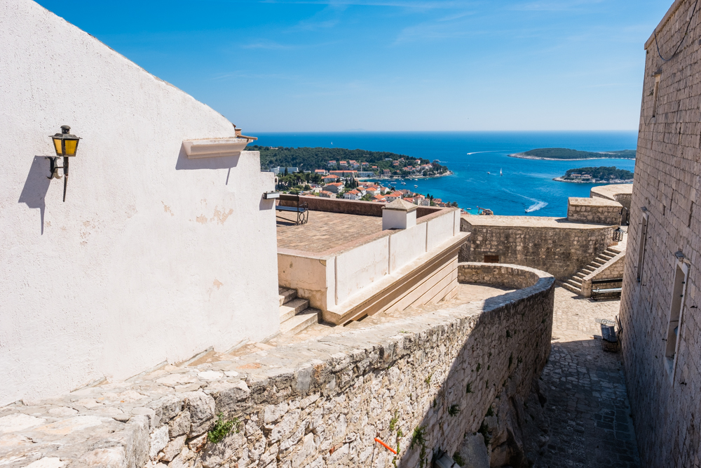 View from Hvar Fort