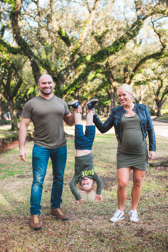 anthony gabriela houston maternity portrait session