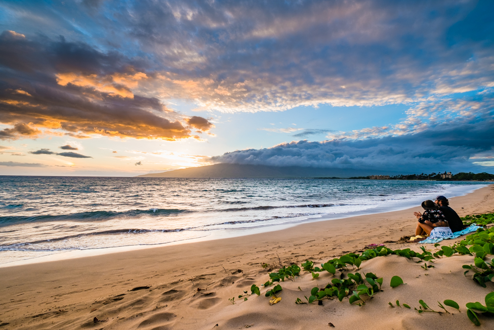 maui hawaii kihei beach