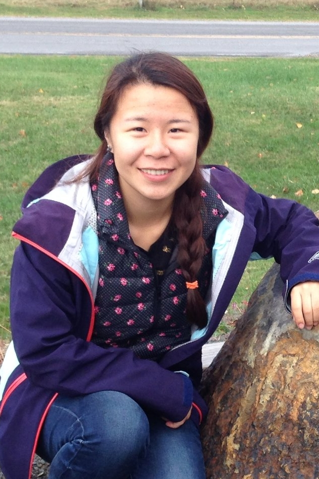 Diana Zhang     GIS Specialist
