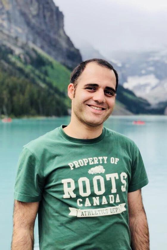 Dr. Behrad Gharedaghloo    Post-doctoral Scientist