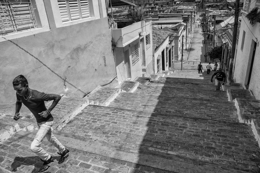 Escalinata de Padre Pico
