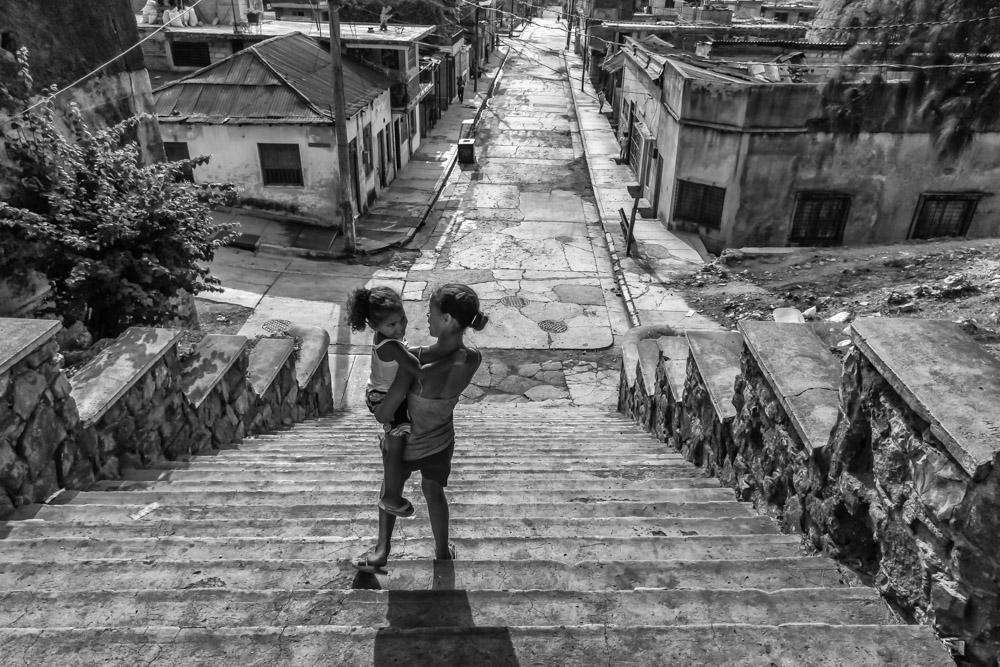 Escalinata de Calle 4