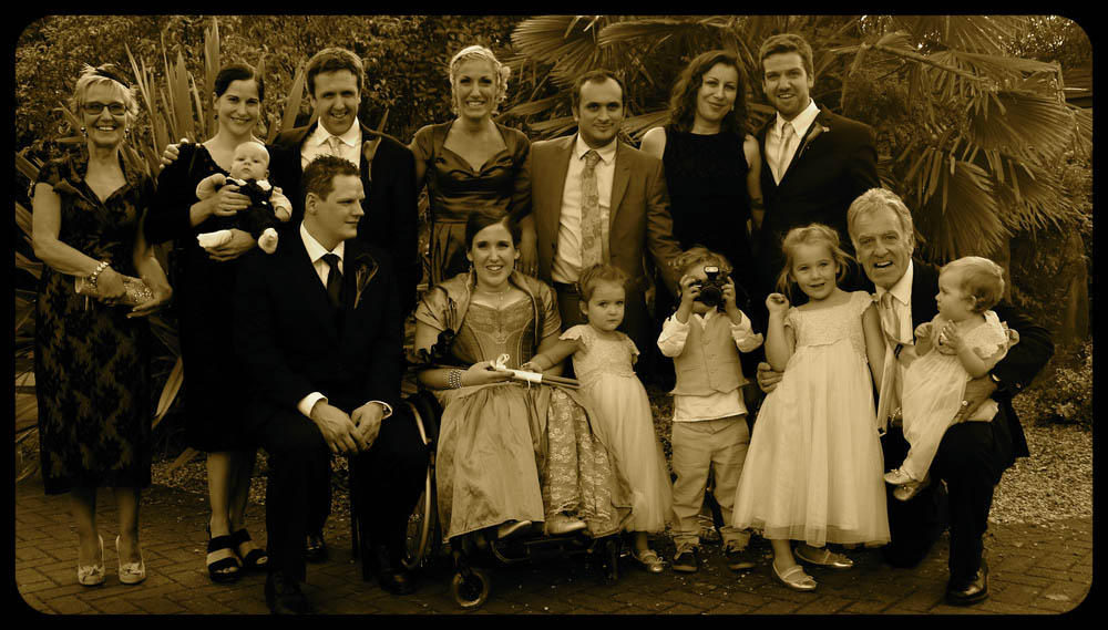 Marwell Hotel Family photo Wedding photo cardiff best