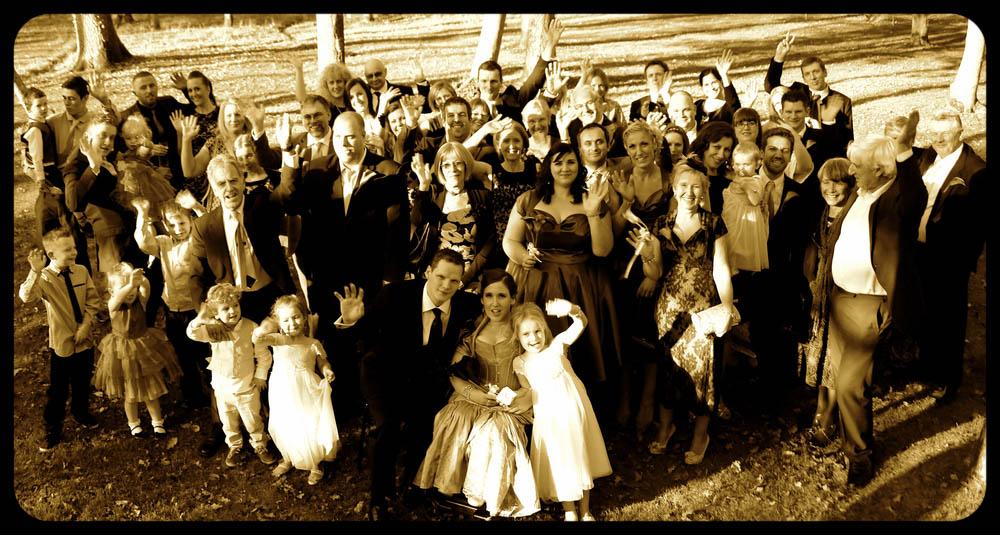 Marwell Hotel Group shot Wedding photo cardiff best