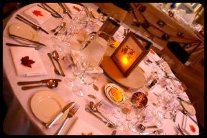 Marwell Hotel Table setting Wedding photo cardiff best