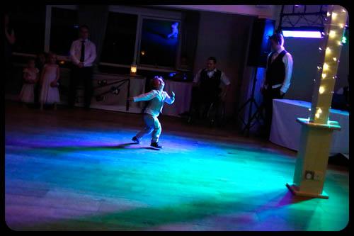 Marwell Hotel Wild on the dance floor Wedding photo cardiff best