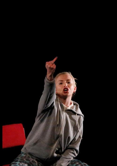 Iphigenia in splot Sherman theatre Gary Owen