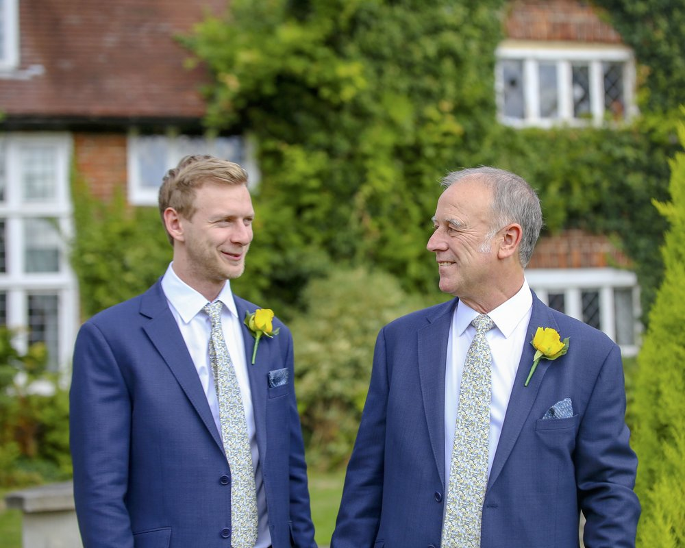 Caroline & Stuart Letchworth Hall Wedding 15