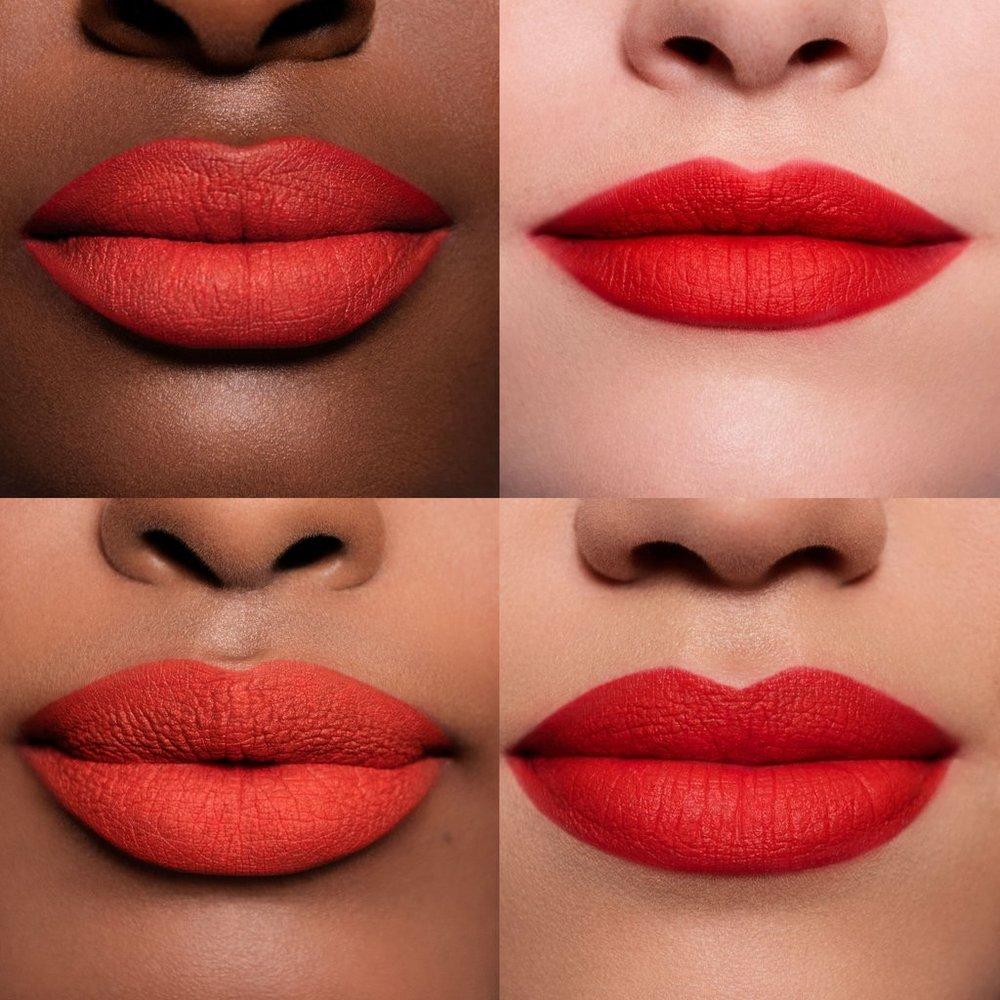 Lili Lipsticks 'Velvet Lipstick' by Lisa Eldridge  Photography by Mateusz Sitek